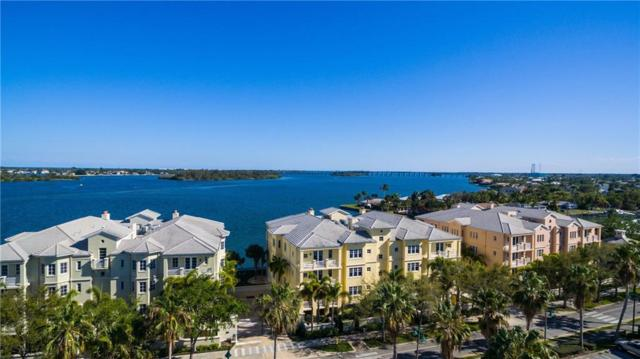 7 Royal Palm Pointe Ph-W, Vero Beach, FL 32960 (MLS #204596) :: Billero & Billero Properties