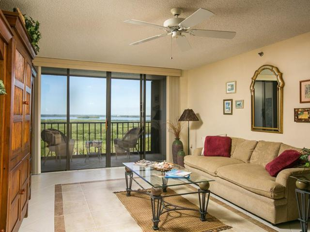 5047 N Hwy A1a #1205, Hutchinson Island, FL 34949 (#205024) :: The Reynolds Team/Treasure Coast Sotheby's International Realty