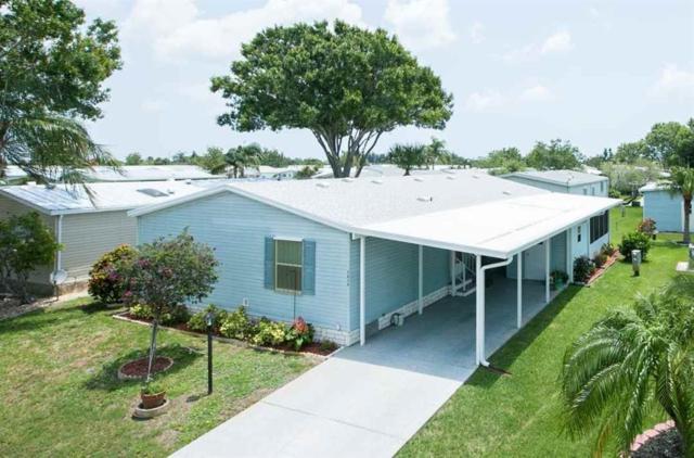 7613 Niantic Avenue T8, Micco, FL 32976 (MLS #206426) :: Billero & Billero Properties
