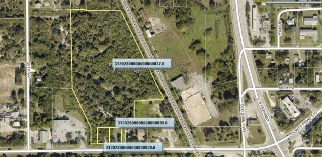 5250 85th Street, Sebastian, FL 32967 (MLS #206430) :: Billero & Billero Properties