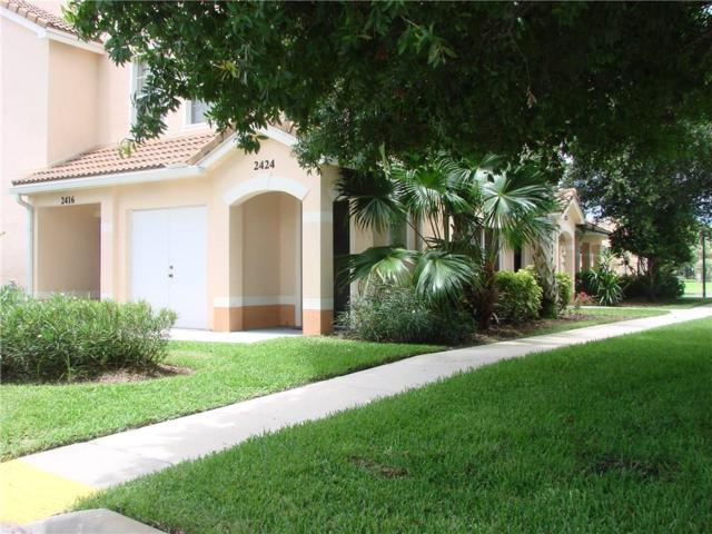 2424 57th Circle #2424, Vero Beach, FL 32966 (MLS #206466) :: Billero & Billero Properties