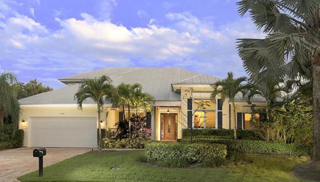508 Tulip Lane, Vero Beach, FL 32963 (MLS #206472) :: Billero & Billero Properties