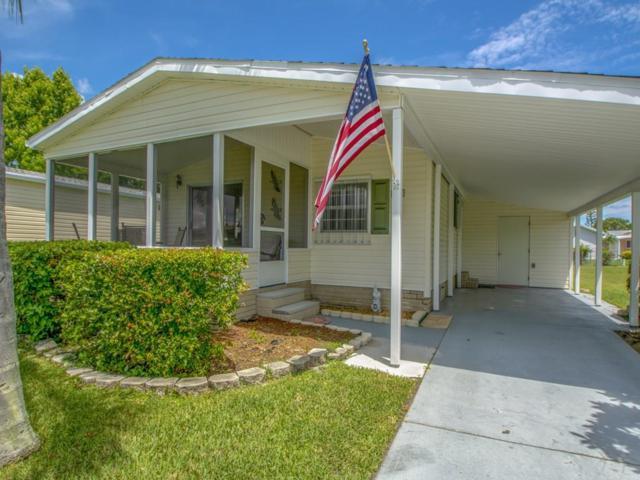 803 Draco Drive, Barefoot Bay, FL 32976 (MLS #206575) :: Billero & Billero Properties