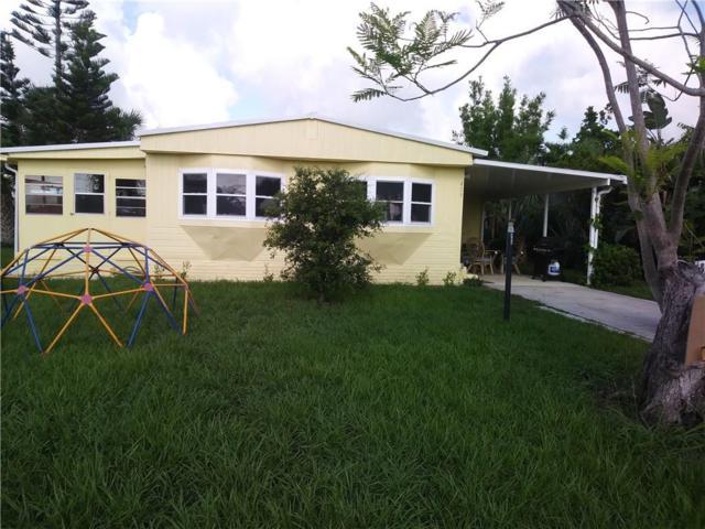 409 Plover Drive, Barefoot Bay, FL 32976 (MLS #206619) :: Billero & Billero Properties