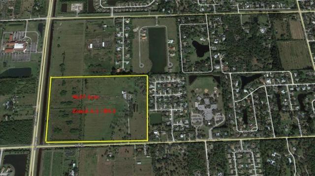 5550 W 8th Street W, Vero Beach, FL 32968 (MLS #206630) :: Billero & Billero Properties