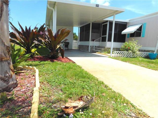 402 Eagle Drive, Barefoot Bay, FL 32976 (MLS #206669) :: Billero & Billero Properties