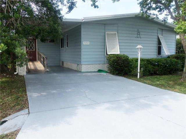 5392 Bannock Street #09, Micco, FL 32976 (MLS #206672) :: Billero & Billero Properties