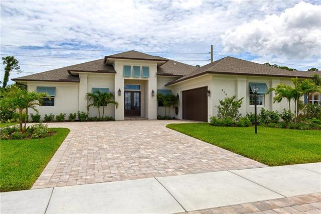 914 W Yearling Trail, Sebastian, FL 32958 (MLS #206711) :: Billero & Billero Properties