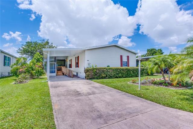 364 Dolphin Circle, Barefoot Bay, FL 32976 (MLS #206743) :: Billero & Billero Properties