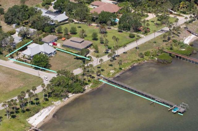 13805 N Indian River Drive, Sebastian, FL 32958 (MLS #207066) :: Billero & Billero Properties