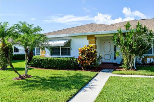 1227 S Lakes End Drive A, Fort Pierce, FL 34982 (MLS #207187) :: Billero & Billero Properties