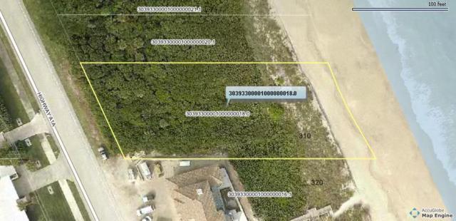 0 Hwy A1a Lot #19, Vero Beach, FL 32963 (MLS #207311) :: Billero & Billero Properties