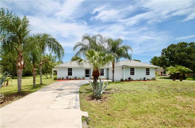 8446 Floraland Avenue, Sebastian, FL 32958 (MLS #207369) :: Billero & Billero Properties