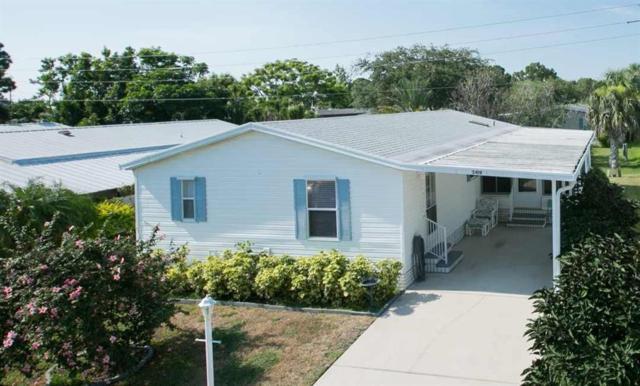 5419 Bannock Street, Micco, FL 32976 (MLS #207385) :: Billero & Billero Properties