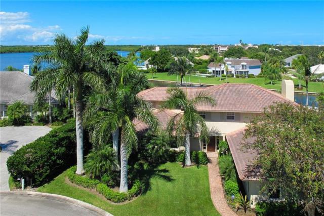 4576 Pebble Bay S, Indian River Shores, FL 32963 (MLS #207386) :: Billero & Billero Properties