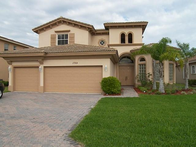 1759 Belmont Circle SW, Vero Beach, FL 32968 (MLS #207480) :: Billero & Billero Properties