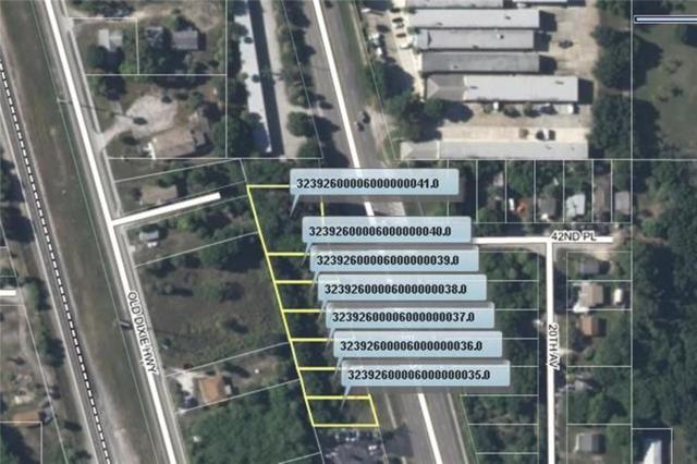 4235 - 4245 Us Highway 1, Vero Beach, FL 32967 (MLS #207684) :: Billero & Billero Properties