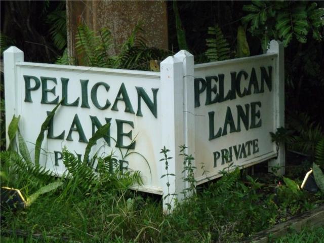 1550 Pelican Lane, Vero Beach, FL 32963 (MLS #207788) :: Billero & Billero Properties