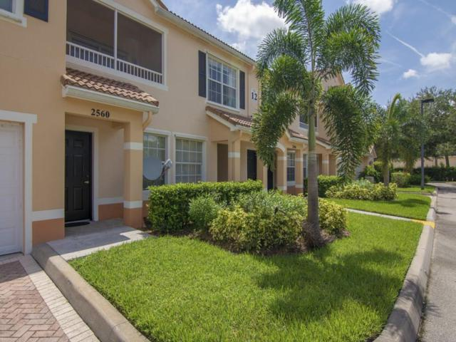2560 57th Circle #2560, Vero Beach, FL 32966 (MLS #207811) :: Billero & Billero Properties