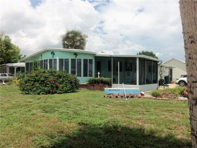 400 Barefoot Boulevard, Barefoot Bay, FL 32976 (MLS #207820) :: Billero & Billero Properties