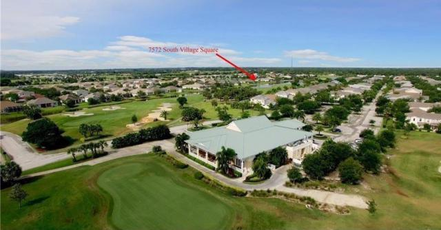 7572 S Village Square, Vero Beach, FL 32966 (MLS #207833) :: Billero & Billero Properties