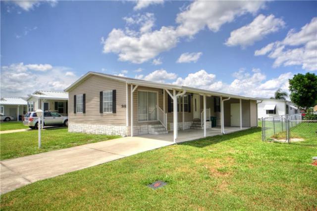 502 Puffin Drive, Barefoot Bay, FL 32976 (MLS #207879) :: Billero & Billero Properties