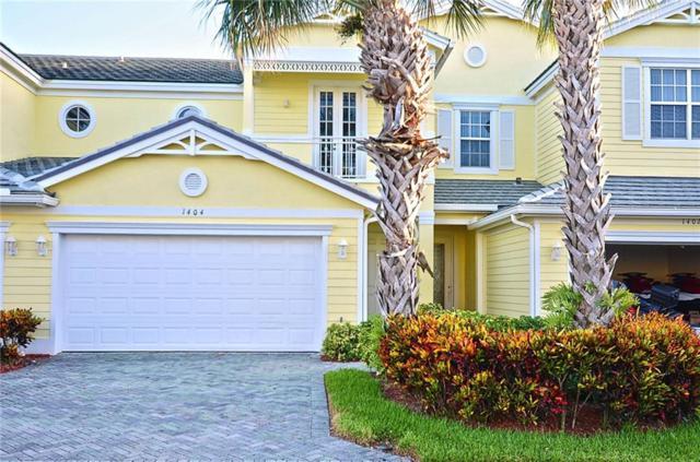 1404 Mariner Bay Boulevard #1, Fort Pierce, FL 34949 (MLS #207956) :: Billero & Billero Properties