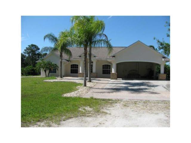 12795 93rd Street, Fellsmere, FL 32948 (MLS #208063) :: Billero & Billero Properties