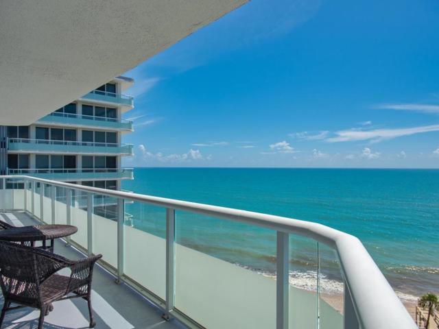 3554 S Ocean Drive #1003, Vero Beach, FL 32963 (MLS #208066) :: Billero & Billero Properties