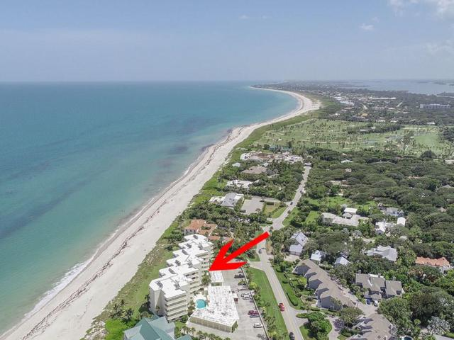 2636 Ocean Drive #105, Vero Beach, FL 32963 (MLS #208153) :: Billero & Billero Properties