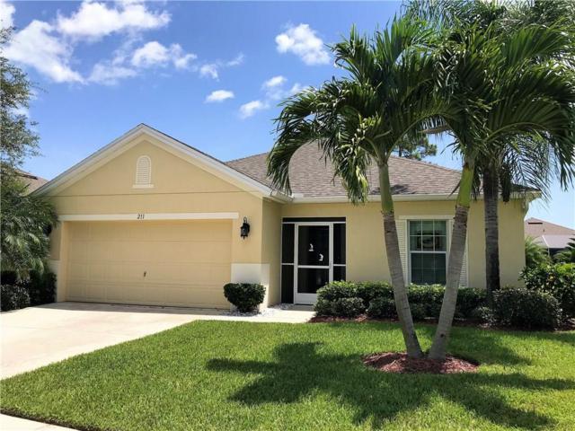 211 Briarcliff Circle, Sebastian, FL 32958 (MLS #208179) :: Billero & Billero Properties