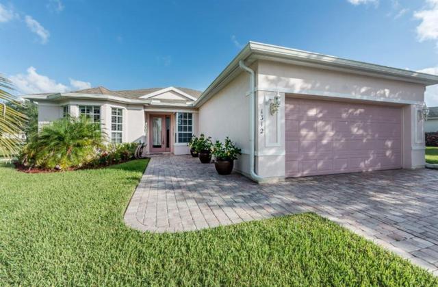 1312 Shoreline Circle, Sebastian, FL 32958 (MLS #208221) :: Billero & Billero Properties