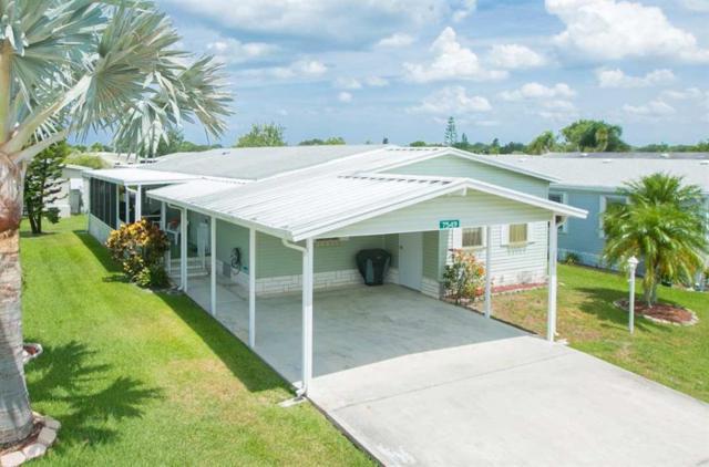 7549 Niantic Avenue U5, Micco, FL 32976 (MLS #208319) :: Billero & Billero Properties
