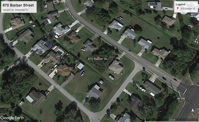 870 Barber Street, Sebastian, FL 32958 (#210245) :: Atlantic Shores