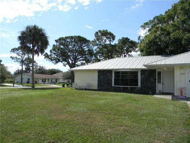 549 Hibiscus Avenue, Sebastian, FL 32958 (MLS #210264) :: Billero & Billero Properties