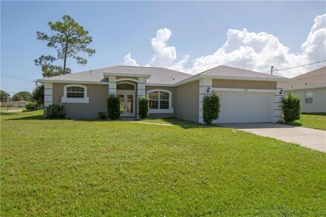 460 Carol Drive NE, Palm Bay, FL 32907 (#210466) :: The Reynolds Team/Treasure Coast Sotheby's International Realty