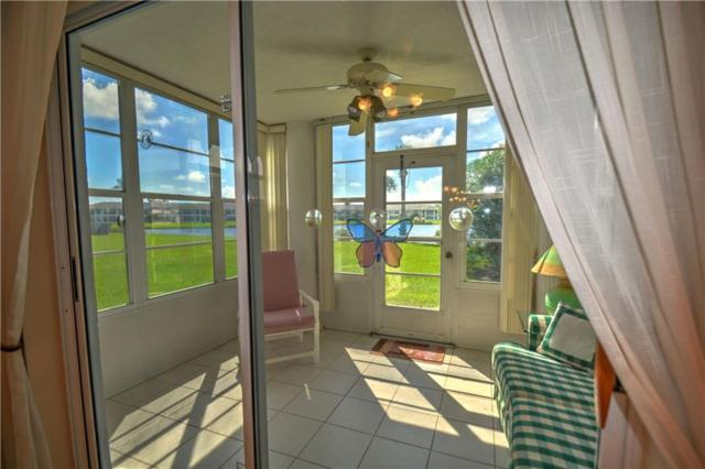 203 N Grove Isle Circle #203, Vero Beach, FL 32962 (MLS #210520) :: Billero & Billero Properties