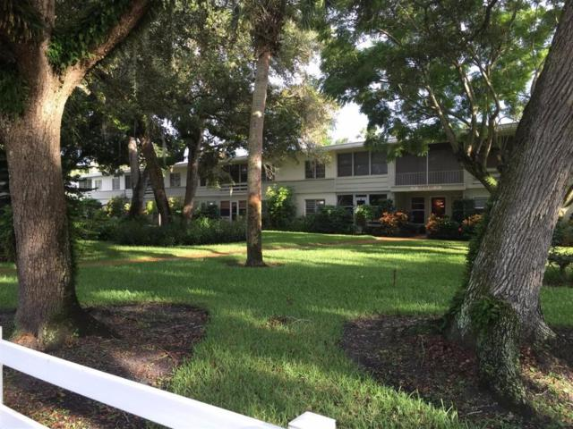 677 Royal Palm Boulevard #24, Vero Beach, FL 32960 (MLS #210522) :: Billero & Billero Properties