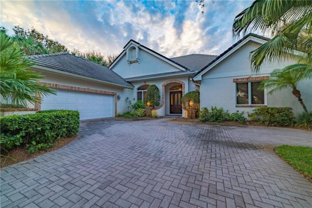 61 S White Jewel Court, Vero Beach, FL 32963 (MLS #210613) :: Billero & Billero Properties