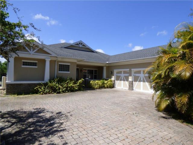 544 Cross Creek Circle, Sebastian, FL 32958 (MLS #210724) :: Billero & Billero Properties