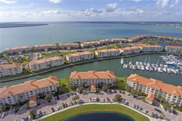 8 Harbour Isle Drive #306, Fort Pierce, FL 34949 (#210875) :: The Reynolds Team/Treasure Coast Sotheby's International Realty