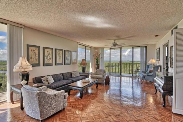 5059 N Hwy A1a 701 #701, Fort Pierce, FL 34950 (MLS #211073) :: Billero & Billero Properties