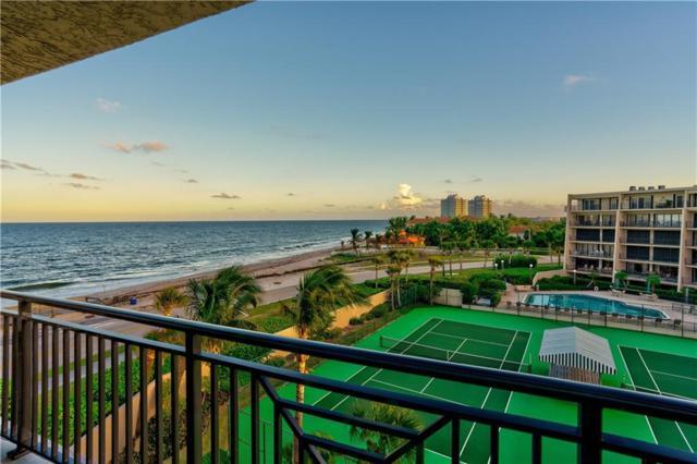 3939 Ocean Drive 502B, Vero Beach, FL 32963 (MLS #211147) :: Billero & Billero Properties