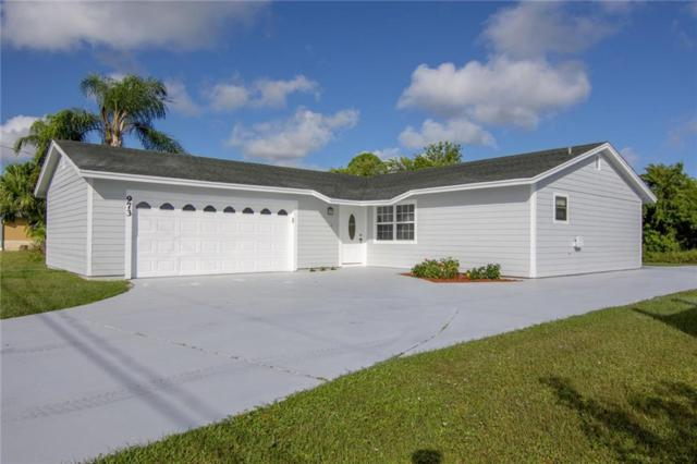 973 SW Jaslo Avenue, Port St. Lucie, FL 34953 (#211171) :: The Reynolds Team/Treasure Coast Sotheby's International Realty