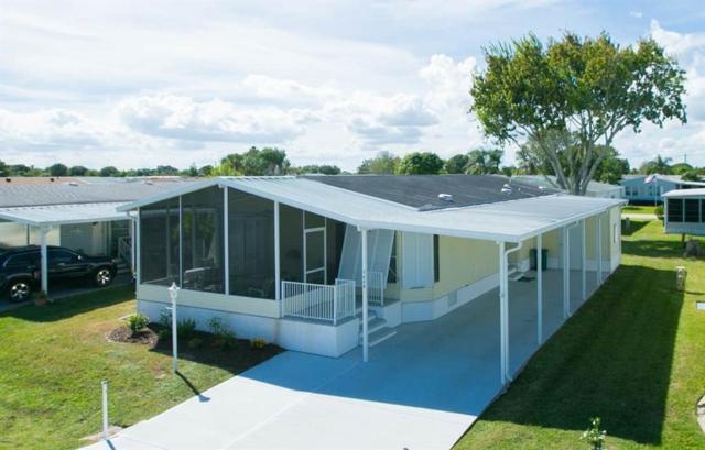 7650 Longhorn Avenue R14, Micco, FL 32976 (MLS #211327) :: Billero & Billero Properties