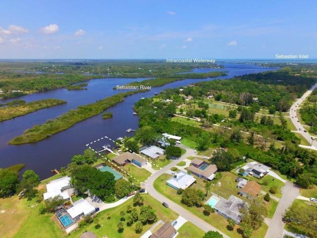 48 Sunset Drive, Sebastian, FL 32958 (MLS #211405) :: Billero & Billero Properties