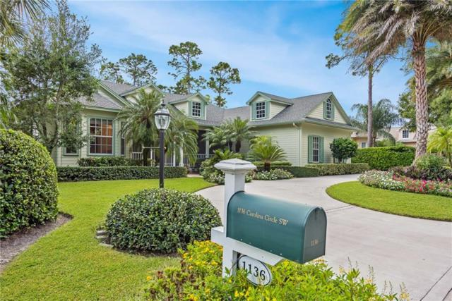 1136 Carolina Circle SW, Vero Beach, FL 32962 (MLS #211414) :: Billero & Billero Properties