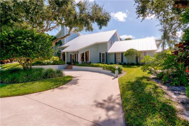 940 Oyster Shell Lane, Vero Beach, FL 32963 (#211522) :: The Reynolds Team/Treasure Coast Sotheby's International Realty