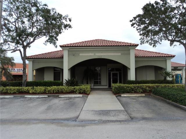 752 S Us Hwy 1, Vero Beach, FL 32962 (MLS #211629) :: Billero & Billero Properties
