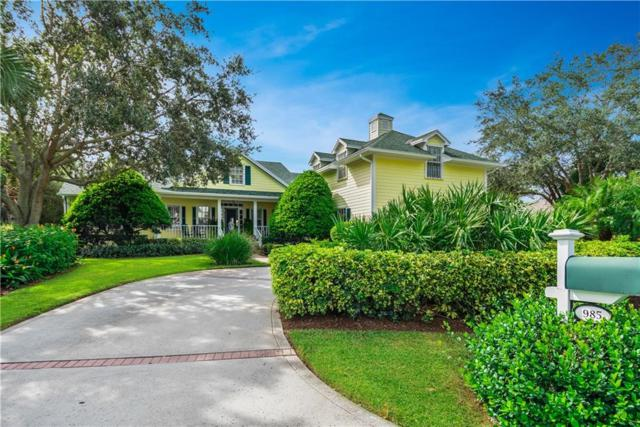 985 Wood Haven Lane SW, Vero Beach, FL 32962 (MLS #211633) :: Billero & Billero Properties